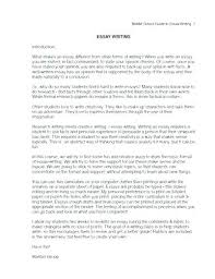 an example of a persuasive essay examples of persuasive essays for middle school students simple