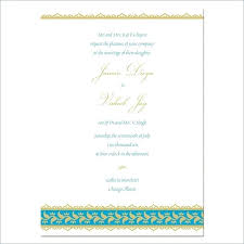 Sample Invitation Cards Wedding Invitation Card Wording Samples Zbiztro Com