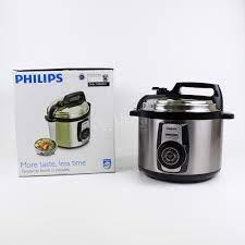 Nồi áp suất điện cơ Philips HD2103