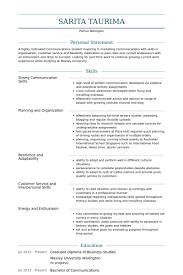 Driver Resume Example Examples Of Resumes