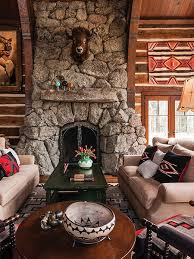 rustic decor is showcased in a new book