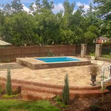 patio pools patio pool ideas pool