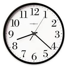 large office wall clocks. Howard Miller Office Mate Wall Clock Large Clocks L
