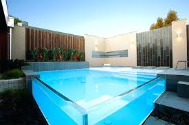 glass swimming pool tile finest designs of above ground inspirational glass swimming pool