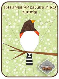 Paper Piecing Patterns Extraordinary Shape Moth Designing Paper Piecing Patterns In EQ48 Tutorial