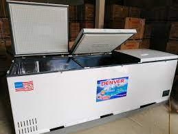 Tủ đông Denver 1700 lít, 3 cánh lật lòng inox siêu bền AS2600 - Điện máy  Nam Phong