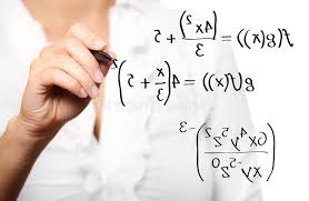 toung teacher solving a mathematical equation stock image image of office professional