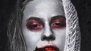 red rimmed eyes