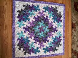 180 best Quilting - Twister images on Pinterest | Carpets ... & Twister quilt purple, teal & brown Adamdwight.com