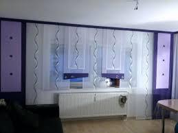 Gardinen Modernes Schlafzimmer Von Fenster Vorhänge Ideen Design 77364