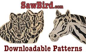 Free Scroll Saw Patterns For Beginners Beauteous Downloadable Scroll Saw Patterns By Garnet Hall SawBird