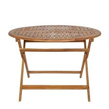 full image for round wooden garden tables and chairs round wooden garden table with lazy susan