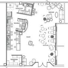 Starbucks Floor Plan  Coffee ShopFloor ...