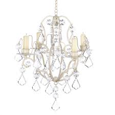 chair outstanding non electric chandeliers 3 gifts and decor ivory baroque candle chandelier with iron acrylic
