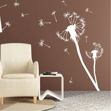 Small Picture Dandelion Wall Decal Trendy Wall Designs