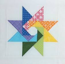 For Tanya's Star Studded Rainbow Quilt | Quilting projects, Star ... & Quilt Star Block Adamdwight.com