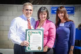 Society 805 - Boys & Girls Clubs of Greater Conejo Valley building  Dedication honoring Rocky & Lon Morton