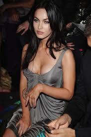 Megan Fox Versace Fashion Show Milan Fashion Week Page 16.