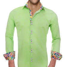 Lime Green Designer T Shirt Lime Green Designer Mens Shirts