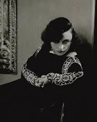 Pola Negri Wearing A Dress by Edward Steichen