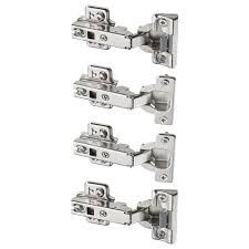 Komplement Scharnier 4 Stück Sanft Schließend Ikea