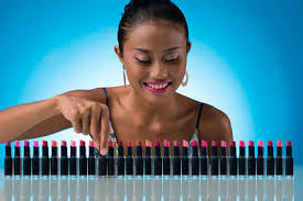 what color of lipstick should you wear with blue dress choosing lipstick for blue dress