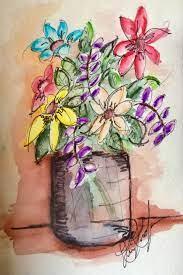 Flowers – Artwork by Kelli