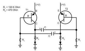 simple blinking led circuit 5 steps pictures blinking led circuit jpg