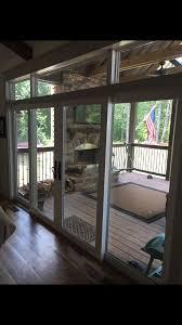 4 panel sliding glass door peachtree corners ga
