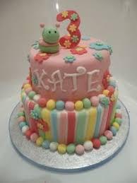3 Year Old Girls Birthday Cake Cakecentralcom