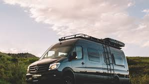 The moab rack is a standard symmetrical cargo rack that still delvers lots of deck space. Sportsmobile Camper Van Can Sleep A Family Of 6 Curbed