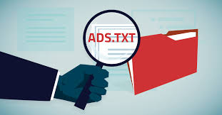 how to upload ads txt file on
