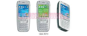 Qtek 8010 - Eigenschaften, technische ...