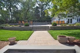 raised patio raised patio landscaping51 patio