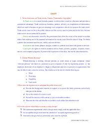 professional ethics mark mark question bank 48
