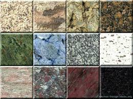 examples of granite countertops granite color examples