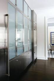frosted glass cabinet doors captivating frosted glass kitchen