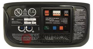 liftmaster chamberlain 4107 b garage door opener circuit board