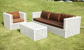 beautiful white wicker outdoor furniture white wicker patio furniture style outdoor decoration ideas