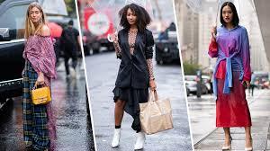 The Best <b>Spring</b> 2019 Street <b>Style</b> From <b>New</b> York <b>Fashion</b> Week <b>2018</b>