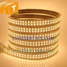 Tuy hòa phú yên: Bán đèn led dây 2835 led đôi màu vàng giá rẻ