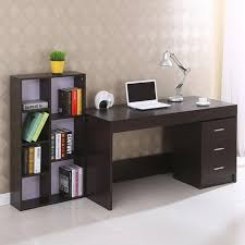 simple desktop computer desk furniture home office table and study drawers mobile cabinet