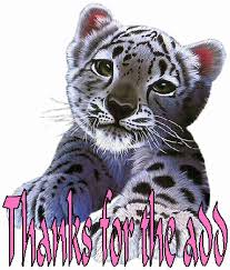 Image result for Thanks for adding me as a Friend