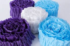 how to make ruffled streamers we made these easy and inexpensive party decorations for our