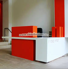 front office counter furniture. Long-shape Corian Reception Desk Furniture/Office Front Counter $1000~$5000 Office Furniture