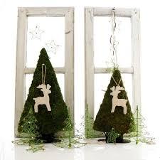 Fensterdeko Aus Landhaus Deko Zum Basteln Für Advent Und