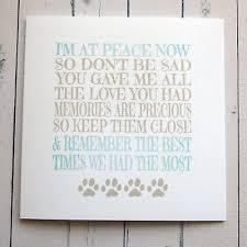 Card For Loss Of Pet Loss Of Your Pet Pet Bereavement Card Dog Sympathy Card Loss