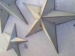 metal wall sculptures star ayjewel