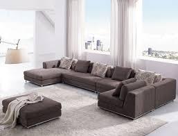 Living Room Ottomans Top Modern Living Room Sofas Modern Living Room With Brown Sofa