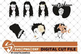 Whether you're a global ad agency or a freelance graphic designer, we have the vector graphics to make your project come to life. 107x Black Woman Designs Bundle Svg Black Queen Melanin 599919 Cut Files Design Bundles